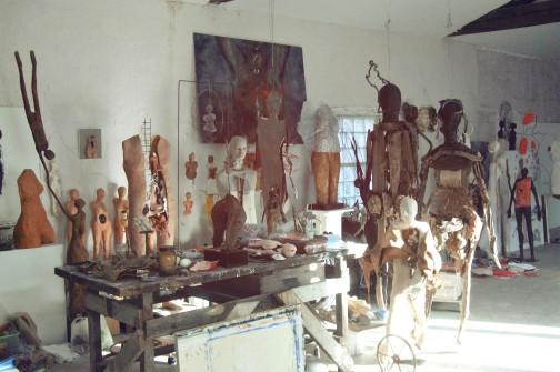L'atelier de Saint-Aignan