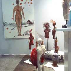 Salon d'art à Metz (2011)